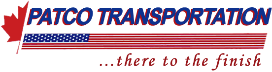 Patco Transportation company logo - click to go to home page